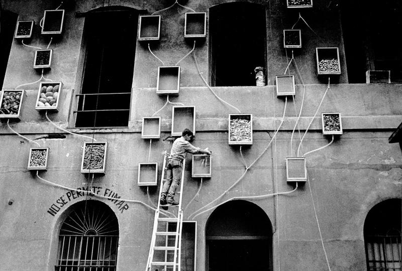 Los Rinos. Rinodigestio 1987. Set up. Author: Los Rinos.