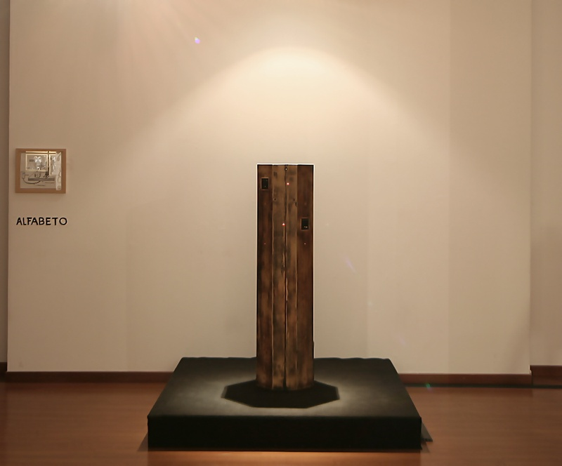 Interativita Furiosa, 2007. Exhibition. Alfabeto. Gam Gallarate, Italy. Author: Marcel·lí Antúnez Roca. Photo: Walter Capelli.