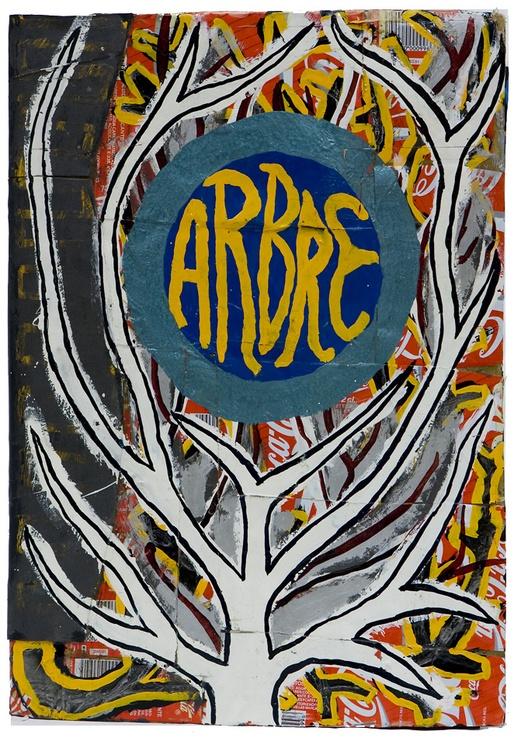 Artcagarro books. Arbre 1989. Front Page. Author: Marcel·lí Antúnez Roca.
