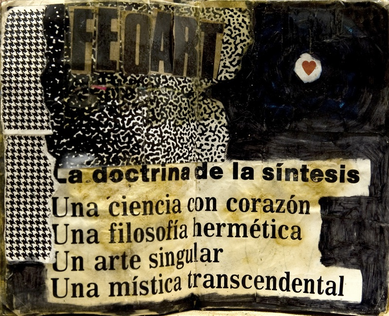 Artcagarro books. Flo 1987. Feoart. Author: Marcel·lí Antúnez Roca.