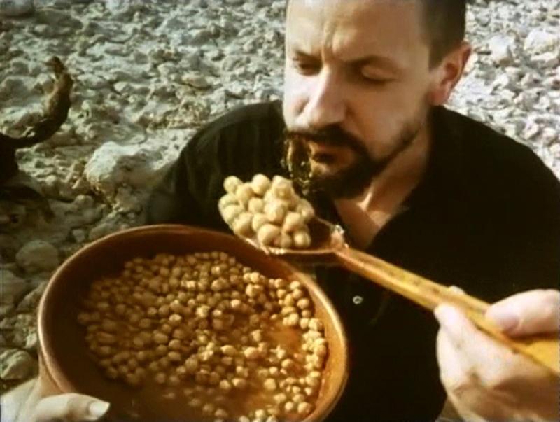 Retrats 1993. Film. Rosello. Author: Marcel·lí Antúnez Roca & Aixalà.