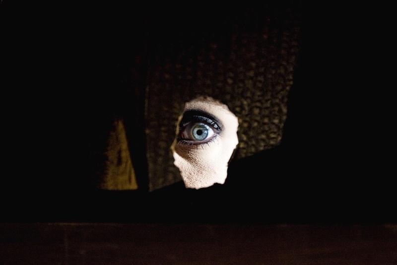 El Peix sebastiano, 2011. Film. Making of. Didi Eye. Author: Marcel·lí Antúnez Roca. Photo: Carles Rodriguez.