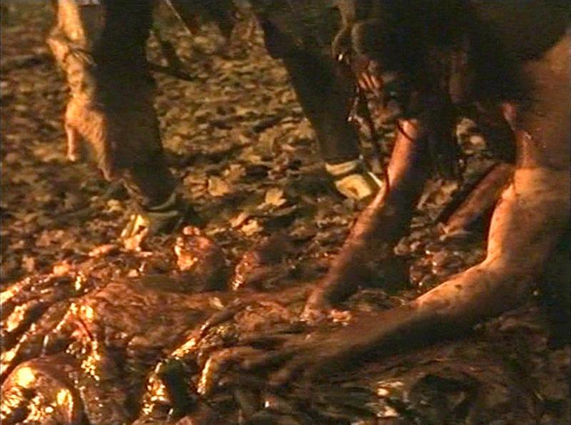 FRONTON 1993. Film. Monster meat. Author: Marcel·lí Antúnez & Aixalà.
