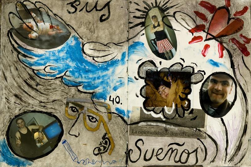 Artcagarro books. Viva Begoña 1990. Sueños. Author: Marcel·lí Antúnez Roca.